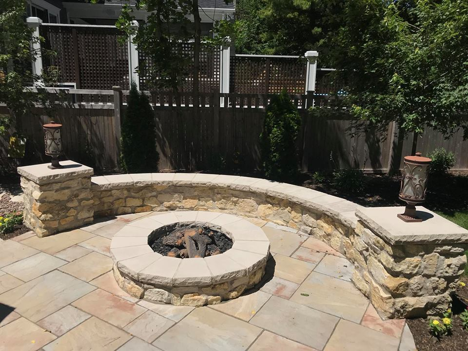 Seatwall - Fire Pit